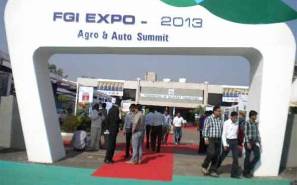 Participates at FGI AUTO SUMMIT 2012, Vadodara